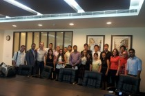 AIESEC Interns at Midland Microfin
