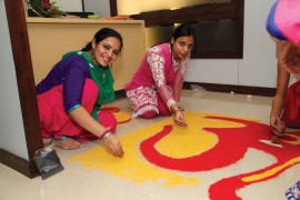 Diwali Celebrations 2013